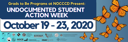 CCC Undocumented Student Action Week